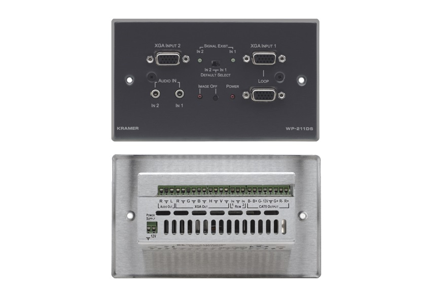 Коммутатор Kramer WP-211DS/E(G)